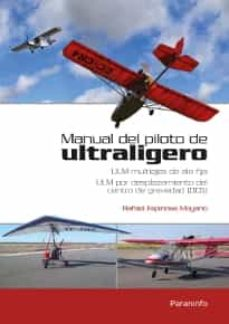 ¿Es legal descargar libros de epub bud? MANUAL DE PILOTO DE ULTRALIGERO de  (Literatura española)