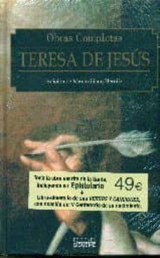 teresa de jesus (obras completas)-santa teresa de jesus-9788430119035