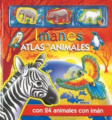 Encuentroelemadrid.es Imanes: Atlas De Animales Image