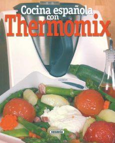 cocina española con thermomix-9788430557035
