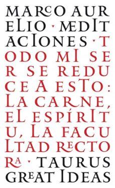 meditaciones (great ideas)-9788430601035