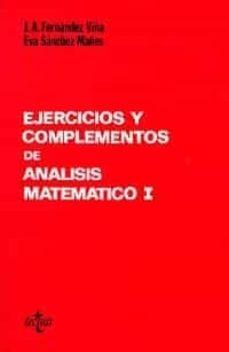 Viamistica.es Ejercicios Y Complementos De Analisis Matematico, 1 (3ª Ed.) Image
