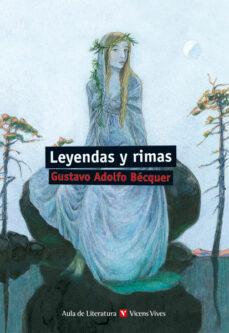 Descarga de la librería Android LEYENDAS Y RIMAS de GUSTAVO ADOLFO BECQUER 9788431689735