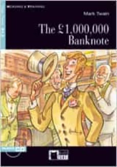 Descargando libros de google books THE £ 1,000,000 BANKNOTE. BOOK + CD 9788431691035 (Literatura española)