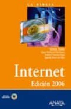 Inciertagloria.es La Biblia De Internet 2006 (Incluye Cd-rom) Image
