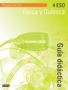 Cronouno.es Fisica Y Quimica4 Eso Ion 2.0 Guia Didactica Image