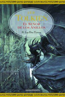 Descarga gratuita de libros Kindle para iPad. EL SEÑOR DE LOS ANILLOS II: LAS DOS TORRES (TAPA DURA LUJO) in Spanish 9788445073735 de J.R.R. TOLKIEN