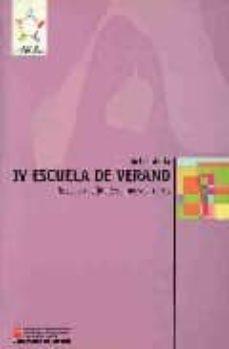 Followusmedia.es Actas De La Iv Escuela De Verano: Nuevas Realidades, Nuevos Retos Image