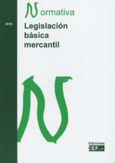 Descargar LEGISLACION BASICA MERCANTIL gratis pdf - leer online
