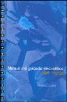 Eldeportedealbacete.es Manual Del Grabado Electrolitico No Toxico Image