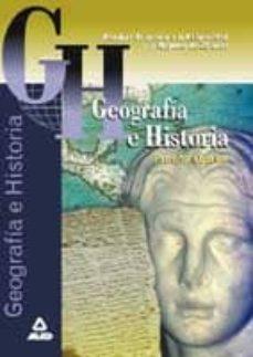 Chapultepecuno.mx Pruebas De Acceso A La Universidad Para Mayores De 25 Años Geogra Fia E Historia. Prueba Comun (2ª Ed.) Image