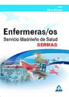 Curiouscongress.es Enfermeros Del Servicio Madrileño De Salud (Sermas): Test Parte G Eneral Image