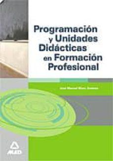 Viamistica.es Programacion Y Unidades Didacticas En Formacion Profesional Image