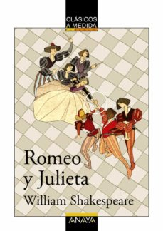romeo y julieta-william shakespeare-9788466751735