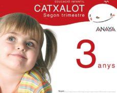 Geekmag.es Catxalot 3 Anys. Segon Trimestre. Comunidad Valenciana Educación Infantil 3-5 Años Image
