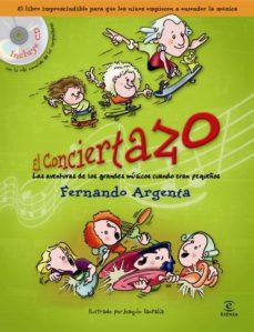 Followusmedia.es El Conciertazo (Libro + Cd) Image