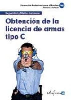 Emprende2020.es Obtencion De Licencia De Armas Tipo C: Propuestas De Formacion. F Ormacion Para El Empleo Image