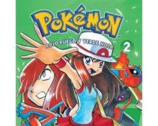 pokemon 14: rojo fuego y verde hoja 2-hidenori kusaka-satoshi yamamoto-9788467925135