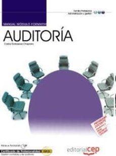 Carreracentenariometro.es Manual Auditoria: Certificados De Profesionalidad Image