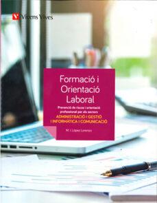 Upgrade6a.es Fol Administració I Gestió I Informàtica I Comunicació (Prevenció (Prevenció Riscos) Grau Mitjà Catalá Image