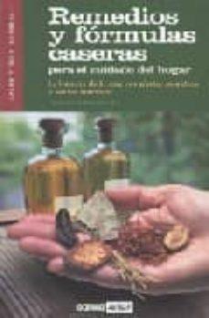 Debatecd.mx Remedios Y Formulas Caseras Para El Cuidado Del Hogar: La Limpiez A De La Casa Con Plantas Aromaticas Y Aceites Esenciales Image