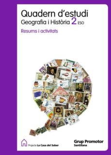 Viamistica.es Quadern Estudi Geog I Hist Catal Ed.2010 2º Eso Image