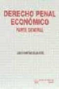 Ojpa.es Derecho Penal Economico: Parte General Image