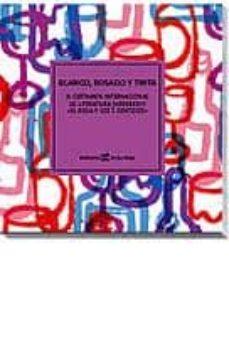 Geekmag.es Blanco, Rosado Y Tinta Iii Certamen Internacional De Literatura H Iperbreve El Rioja Y Los 5 Sentidos Image
