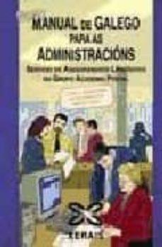 novo manual de galego para as administracions-9788483024935
