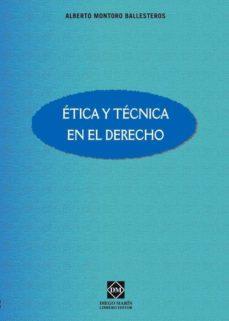 Cdaea.es Etica Y Tecnica En El Derecho Image