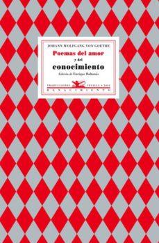 Javiercoterillo.es Poemas Del Amor Y Del Conocimiento (Ed. Bilingüe Aleman-español) Image