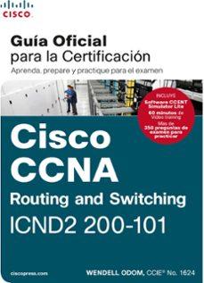 ccna icnd2 (ccna guí de examenes)-9788490354735