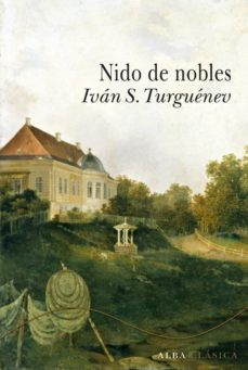Descargando ebooks a iphone NIDO DE NOBLES de IVAN S. TURGUENEV 9788490650035