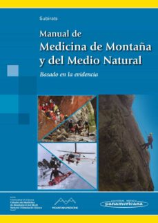 Audio libro gratis descargar mp3 MANUAL DE MEDICINA DE MONTAÑA Y DEL MEDIO NATURAL 9788491101635
