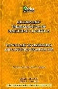 Titantitan.mx Diccionario Terminologico De Marketing Y Logistica = Dictionary O F Marketing And Logistics Terminology Image