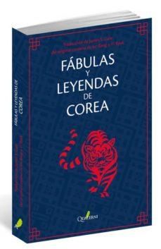Descargas gratuitas de libros de audio para iPod FABULAS Y LEYENDAS DE COREA en español