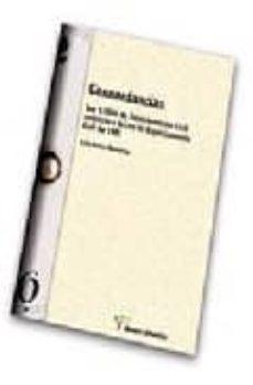 CONCORDANCIAS: LEY 1/2000 DE ENJUICIAMIENTO CIVIL RESPECTO A LA L EY DE ENJUICIAMIENTO CIVIL DE 1881 - LIDIA ARNAU RAVENTOS  