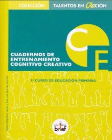 Noticiastoday.es Cuadernos De Entrenamiento Cognitivo Creativo 6 (Primaria) Image