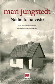 Descargar gratis ibooks NADIE LO HA VISTO (SAGA ANDERS KNUTAS 1) 9788496748835 de MARI JUNGSTEDT MOBI in Spanish
