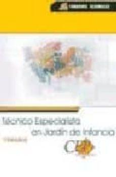 Descargar TECNICO ESPECIALISTA EN JARDIN DE INFANCIA. TEMARIO gratis pdf - leer online