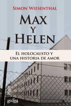 max y hellen: el holocausto y una historia de amor-simon wiesenthal-9788497843935