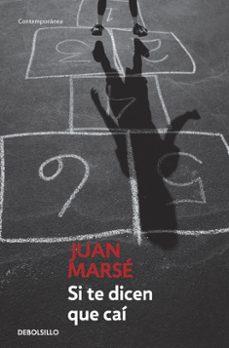Descarga gratuita de libros j2me en formato pdf. SI TE DICEN QUE CAI 9788497930635 (Spanish Edition) DJVU