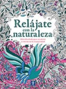 relajate con la naturaleza-9788497943635