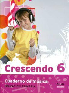 Curiouscongress.es Música 6º Primaria Crescendo Image
