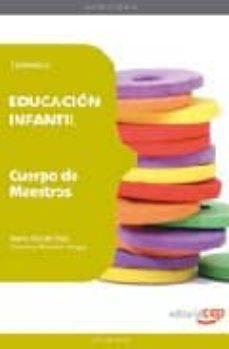 Vinisenzatrucco.it Cuerpo De Maestros. Educacion Infantil. Temario. Image