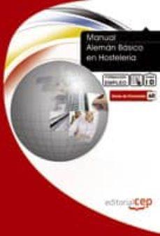 Titantitan.mx Manual Aleman Basico En Hosteleria (Formacion Para El Empleo) Image