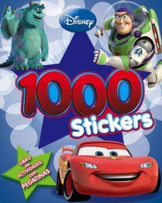 Carreracentenariometro.es Pixar. Libro De Actividades Con 1000 Pegatinas Image