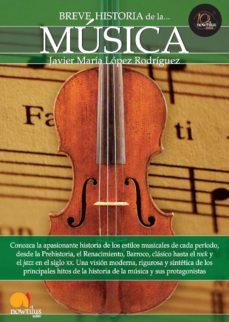 Descargar BREVE HISTORIA DE LA MUSICA gratis pdf - leer online