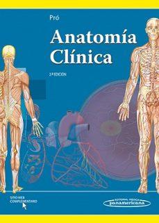 Descarga gratuita de texto de libros electrónicos ANATOMÍA CLINICA (2ª ED.) de EDUARDO PRÓ