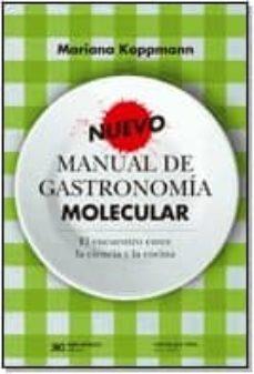 Bressoamisuradi.it Nuevo Manual De Gastronomía Molecular Image
